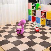 兒童臥室寶寶爬行墊拼接 拼圖地板墊子 cf 全館免運