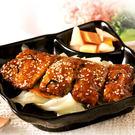 漫波排 [炸] (230g) 愛家純素美食 安心素料 素烤鳗 健康全素素排 素食蒲燒鰻餘排