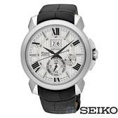 SEIKO 精工 SNP143J1 (7D56-0AE0P) 人動電能 防水 男錶/42.9mm