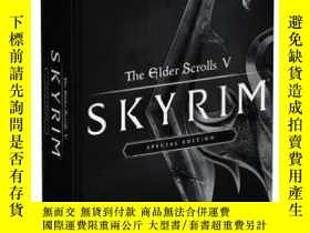 二手書博民逛書店Elder罕見Scrolls V: Skyrim Special