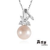 蘇菲亞SOPHIA - 花蝶戀珍珠項鍊