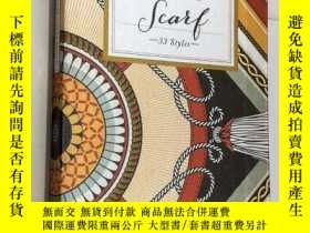 二手書博民逛書店How罕見to Tie a Scarf: 33 Styles 英