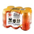 崇德發減糖黑麥汁(罐)330mlx6入/組【愛買】
