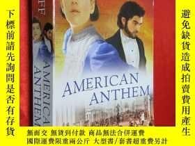 二手書博民逛書店American罕見Anthem 【詳見圖】Y5460 Hoff
