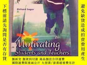 二手書博民逛書店Motivating罕見Students and Teacher