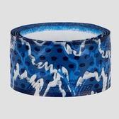 「野球魂中壢店」--「Lizard Skins」蜥蜴皮球棒握把布(深藍×白,厚度=1.1mm)