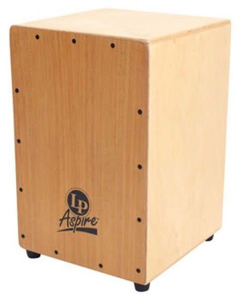 【金聲樂器廣場】全新 知名大廠LP 打擊樂器 Cajon ASPIRE 木箱鼓 不插電 公司貨