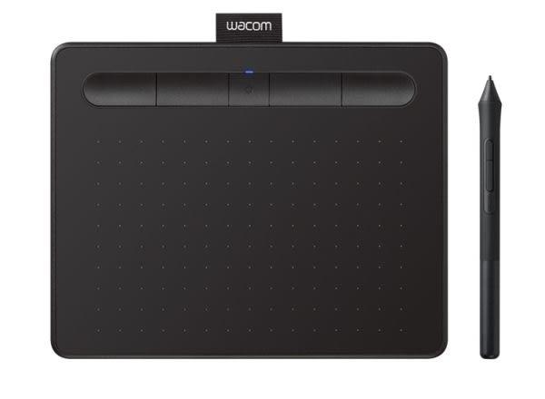 【台中平價鋪】 全新 Wacom Intuos Comfort Small 繪圖板 (藍芽版)(黑) CTL-4100WL/K0 一年保固