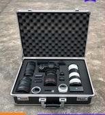 防震安全收納單反相機箱子防護數碼鏡頭防潮箱攝影器材行李箱小號 NMS小明同學