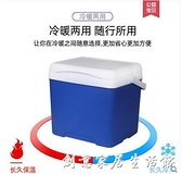 33L保溫箱冷藏箱車載移動冰箱戶外便攜保鮮箱冰袋冰桶商業 創意家居