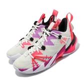Nike Jordan Why Not Zer0.3 SE PF 白 紫 男鞋 籃球鞋 喬丹 Russell Westbrook 【PUMP306】 CK6612-101