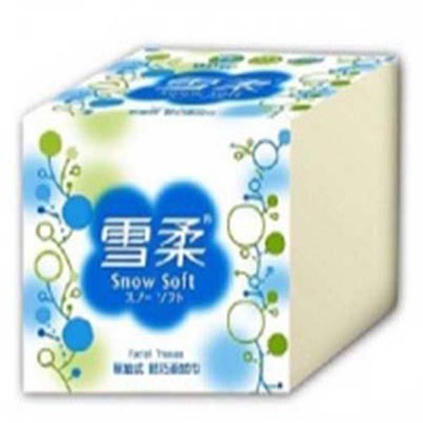 【南紡購物中心】雪柔輕巧柔拭紙巾300抽/30包/箱