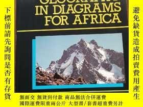 二手書博民逛書店Physical罕見Geography in Diagrams