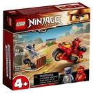 樂高積木 LEGO《 LT71734 》NINJAGO 旋風忍者系列 - 赤地的刀鋒轉輪車 / JOYBUS玩具百貨