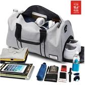 旅行包袋大容量輕便手提包男女運動健身包潮【步行者戶外生活館】