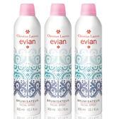 Evian 愛維養 (限量版) 護膚礦泉噴霧 300mlX3【美人密碼】