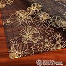 桌布隔熱墊塑料膠墊pvc水晶板防水防燙防...