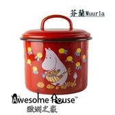 芬蘭 Muurla moomin 嚕嚕米 媽媽 1.3L 儲物罐#1710-130-01