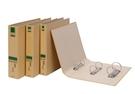 """立強 牛皮紙 環保 檔案夾 美式 孔夾 1-1/2""""圓型 12個/箱 GR652"""