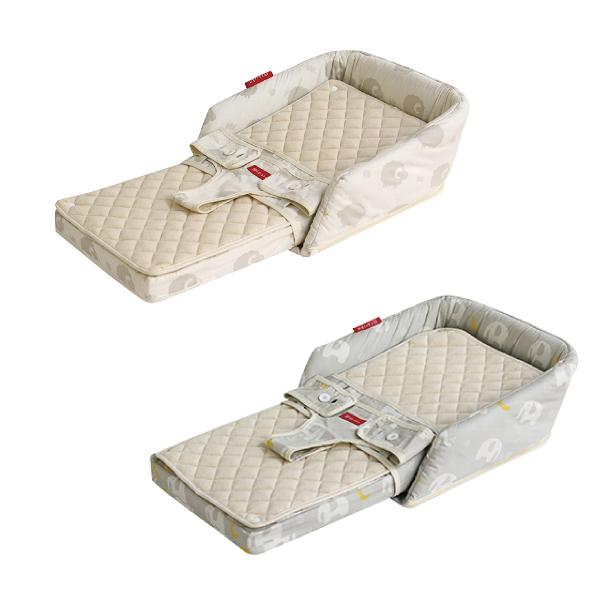 日本 farska 安心守護多功能床中床(成長型-附固定帶)(兩款可選)40X70X17