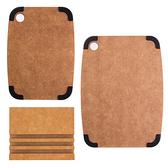 (組)高密度木纖維止滑砧板(S)+高密度木纖維止滑砧板(M)+砧板座
