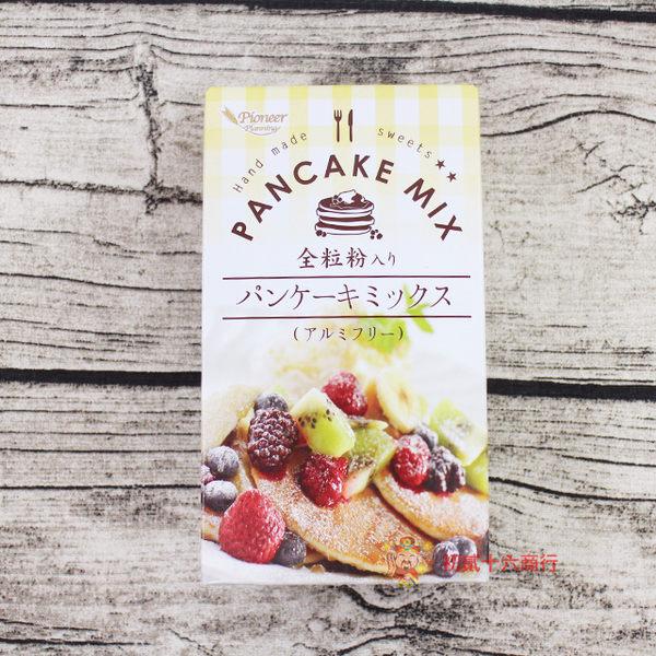 日本食材PIONEER 舒芙蕾鬆餅粉(全粒粉)250g【0216零食團購】4996090564590