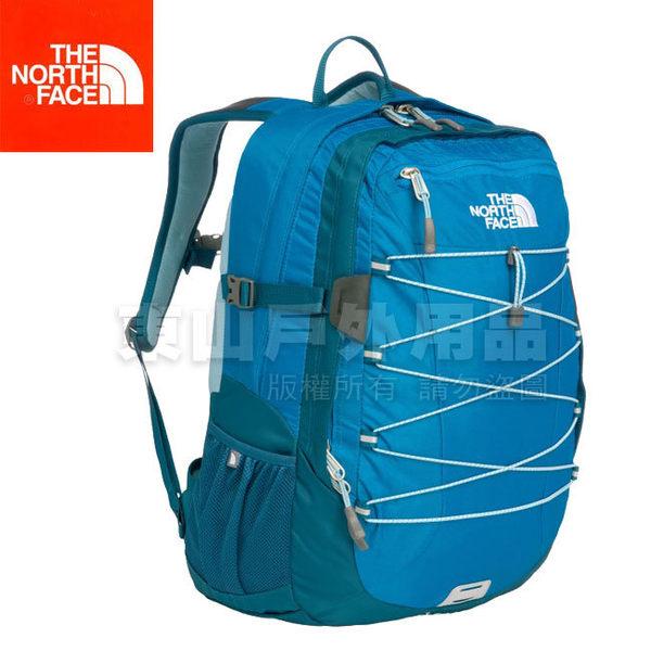 The North Face TNF 25L電腦背包15吋 A93F-D3X亮藍/普魯士藍 2926 健行背包/攻頂包/透氣背包/休閒背包