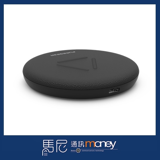 美國 PureGear 普格爾 Qi無線充電盤 10W快充/超薄簡約/無線充電座/Qi充電盤/快速充電【馬尼通訊】