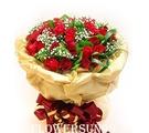 璀璨晶華--情人花束.生日花束.聖誕花束