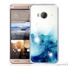 ✿ 3C膜露露 ✿【夢幻藍*硬殼】HTC ONE ME手機殼 手機套 保護套 保護殼