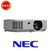 (24期零利率) NEC P554U 多功能投影機 WUXGA 5600流明 公司貨