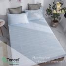 【BEST寢飾】天絲床包三件組 特大6x7尺 度假 100%頂級天絲 萊賽爾 附正天絲吊牌 床單