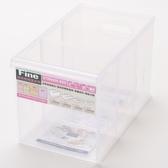 FINE 隔板整理盒 深型款 5.35L LF3001 26.6x15x16.4cm