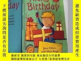 二手書博民逛書店nick s罕見birthday 尼克的生日Y200392