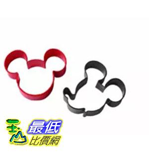 [美國直購] Wilton 2308-4440 米奇 米老鼠 餅乾造型壓模 Mickey Mouse Cookie Cutter Set