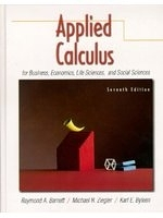 二手書博民逛書店《Applied calculus for business,