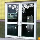 ☆阿布屋壁貼☆歐式花紋 B  -S尺寸  壁貼