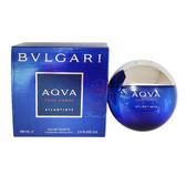 寶格麗 BVLGARI 勁藍水能量男性淡香水 100ML【岡山真愛香水化妝品批發館】
