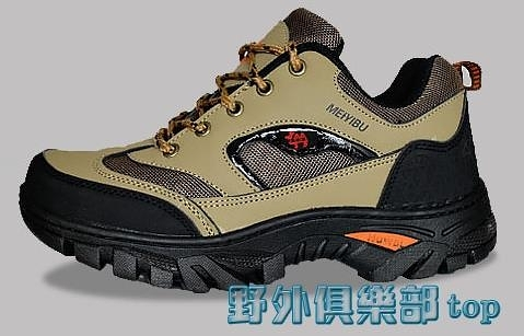 登山鞋 夏季男士戶外耐磨爬山登山鞋女徒步防滑輕便透氣防水跑步運動男鞋 快速出貨