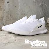 Nike Wmns Viale 白網 黑Logo 慢跑鞋 女 (布魯克林) 2018/7月 AA2185-100