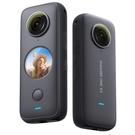 (送64g + PVC保護貼+桌面小雲台三腳架)3C LiFe INSTA360 ONE X 2 全景隨身相機 (公司貨)