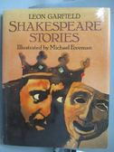 【書寶二手書T8/原文小說_QEC】Shakespeare Stories_Garfield, Leon/ Forema