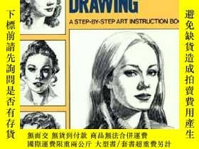 二手書博民逛書店Portrait罕見Drawing: A Step-By-Ste