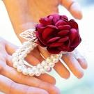 結婚婚慶新娘手腕花