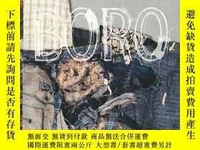 二手書博民逛書店Boro罕見- Rags And Tatters From The Far North Of JapanY36