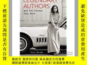 二手書博民逛書店Legendary罕見Authors and the Cloth