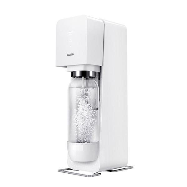 近全新展示品出清‧數量有限◤SodaStream SOURCE◢ 氣泡水機 -白色