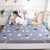 床墊子1.8m床雙人墊被1.2米單人學生宿舍海綿榻榻米折疊1.5床褥子【米拉生活館】JY