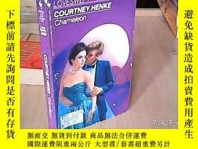 二手書博民逛書店courtney罕見henkeY15641 chameleon