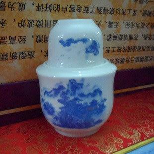 景德鎮陶瓷 溫酒壺